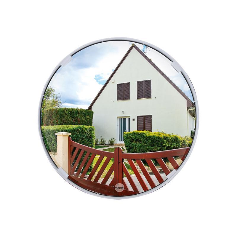 Convex mirrors in Polymir® & P.A.S®