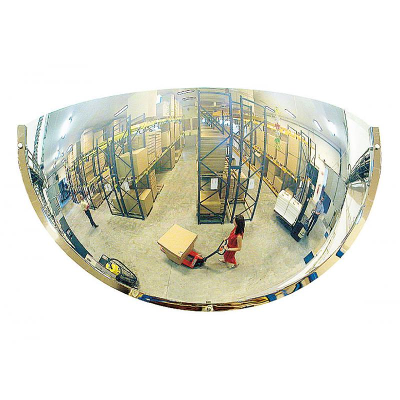1/4 sphere mirror in PMMA & POLYMIR®