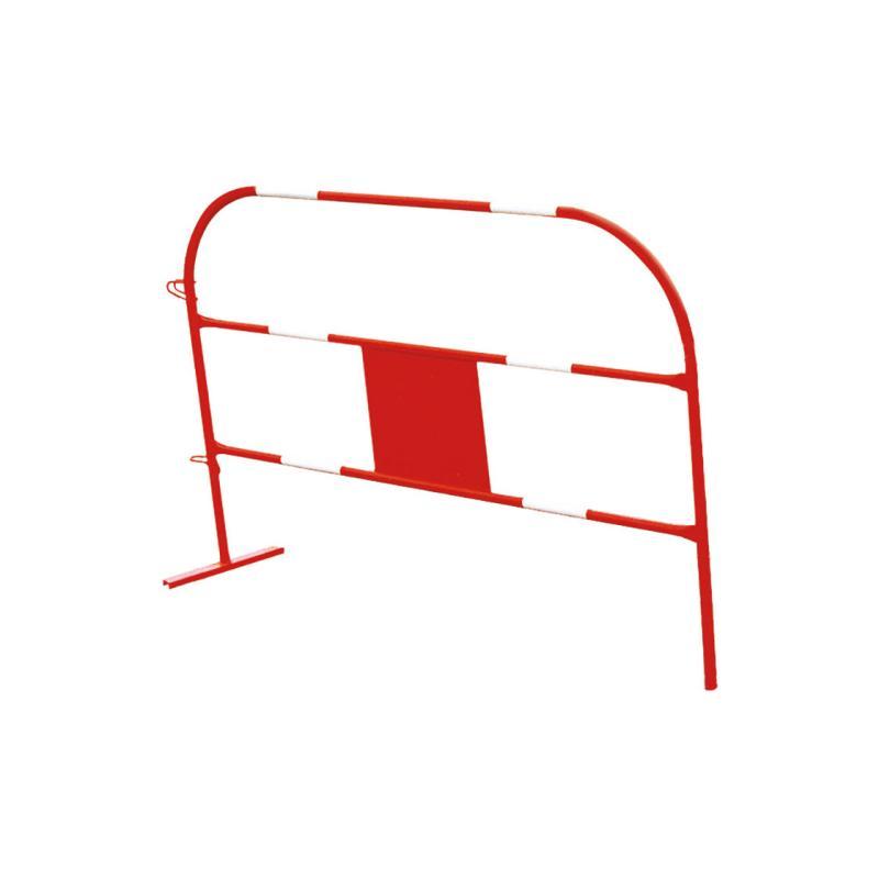Site safety barrier – steel