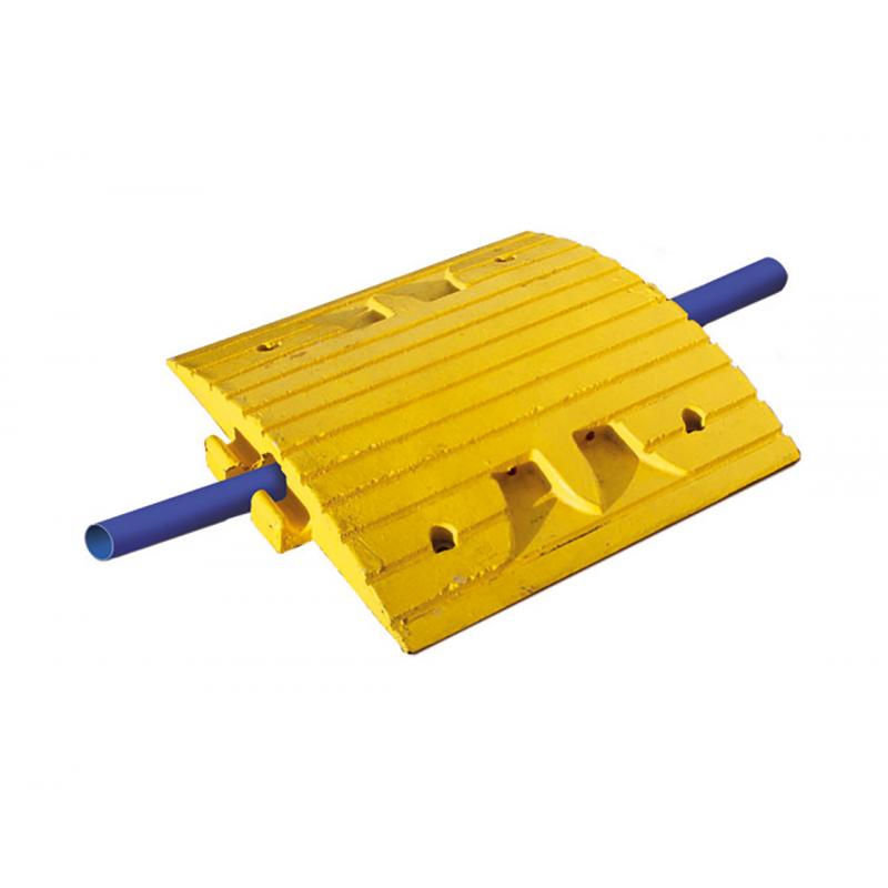 Speed Bumps – Height 70 mm with cable channel