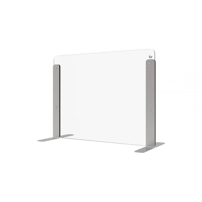 Securit® tempered safety glass screens and divider