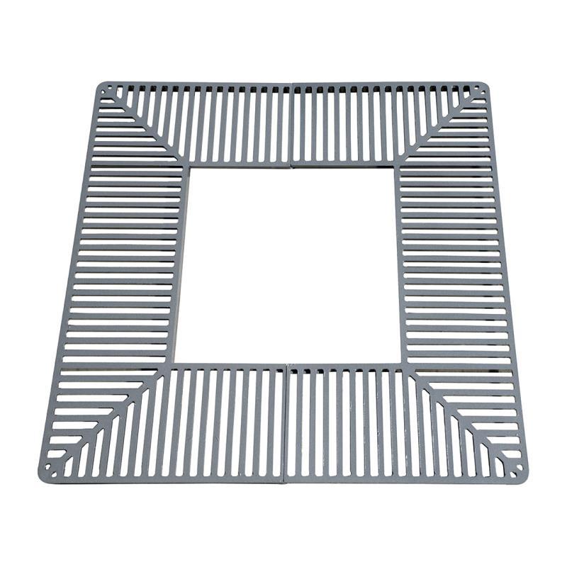 Square Silaos® tree grille