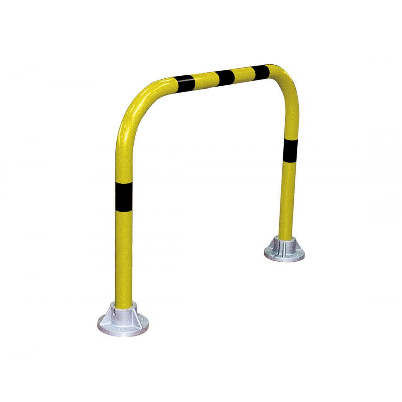 Ø 50 mm warehouse protection barrier