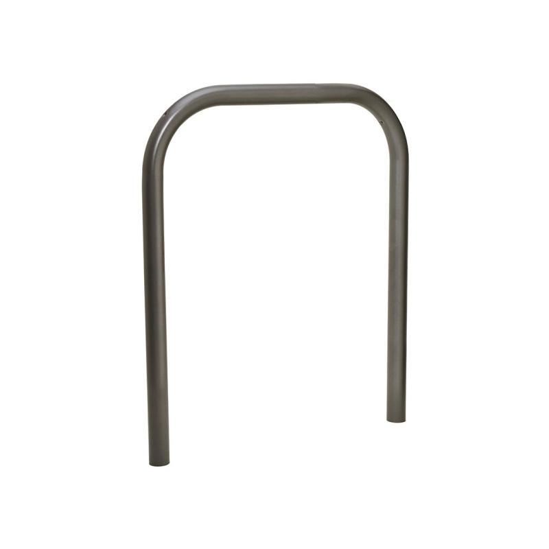 Painted steel hoop barrier - Ø 60 mm