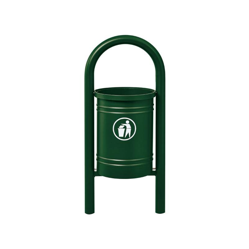 Vercors litter bins  - 40 litres