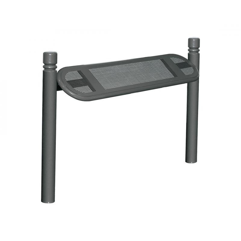 Estoril steel perch seat – City