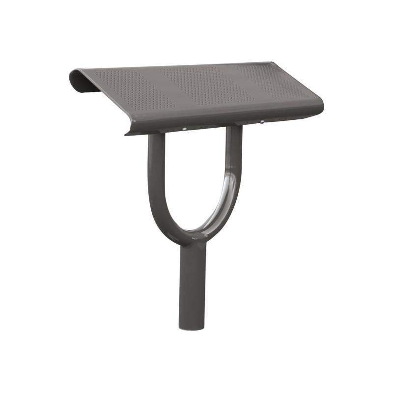 Oslo steel perch seat