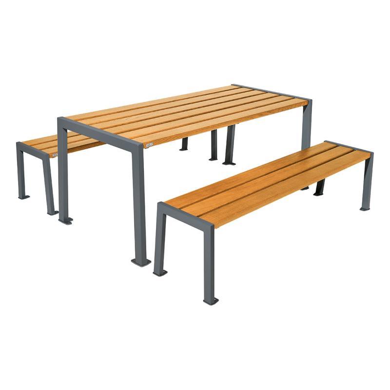 Silaos® picnic table
