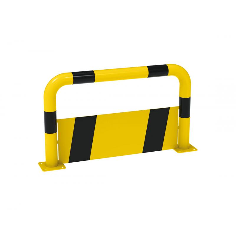 Ø 76 mm warehouse protection barrier