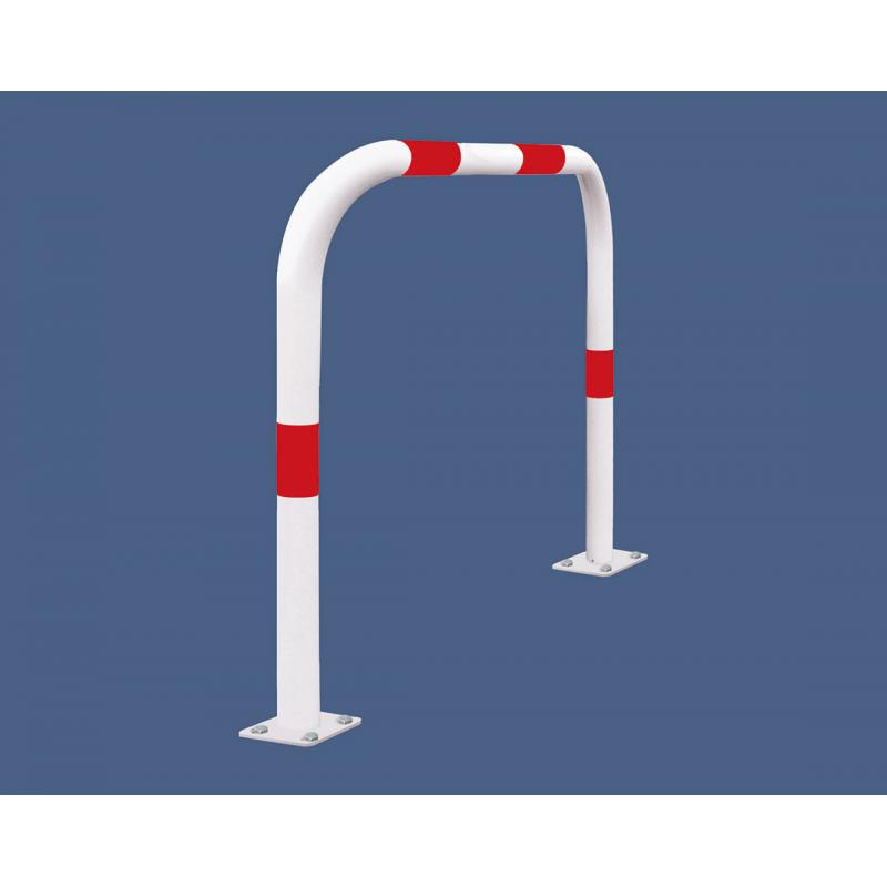 Ø 60 mm warehouse protection barrier