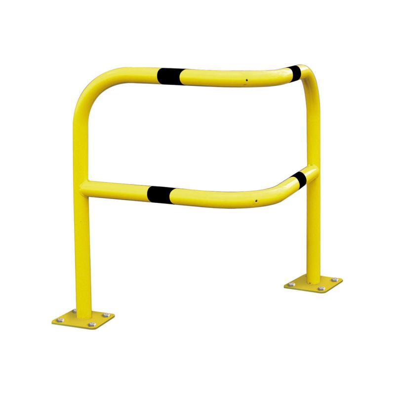 Angled corner safety barrier – 1000 mm