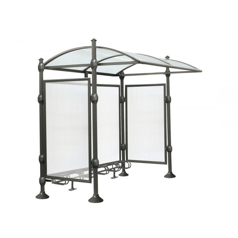 Province bicycle shelter – Agora