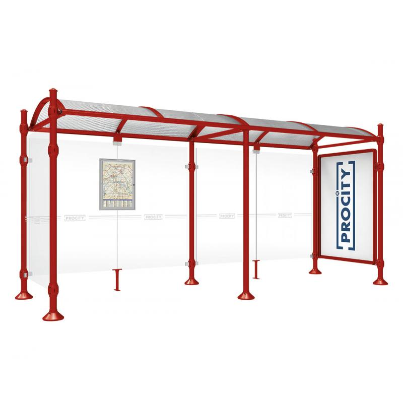 Province Agora bus shelter