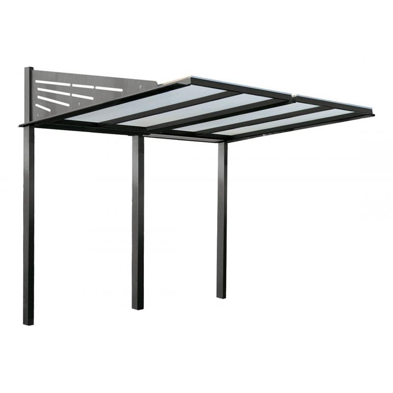Conviviale® bicycle shelter