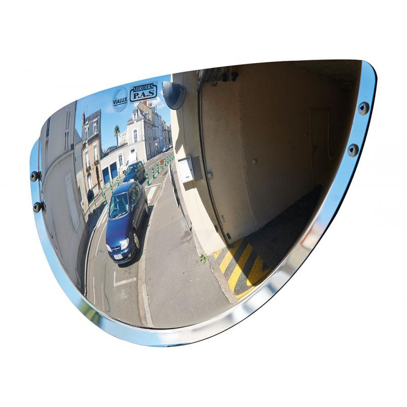 Wide-Angle Vumax Driveway Mirror